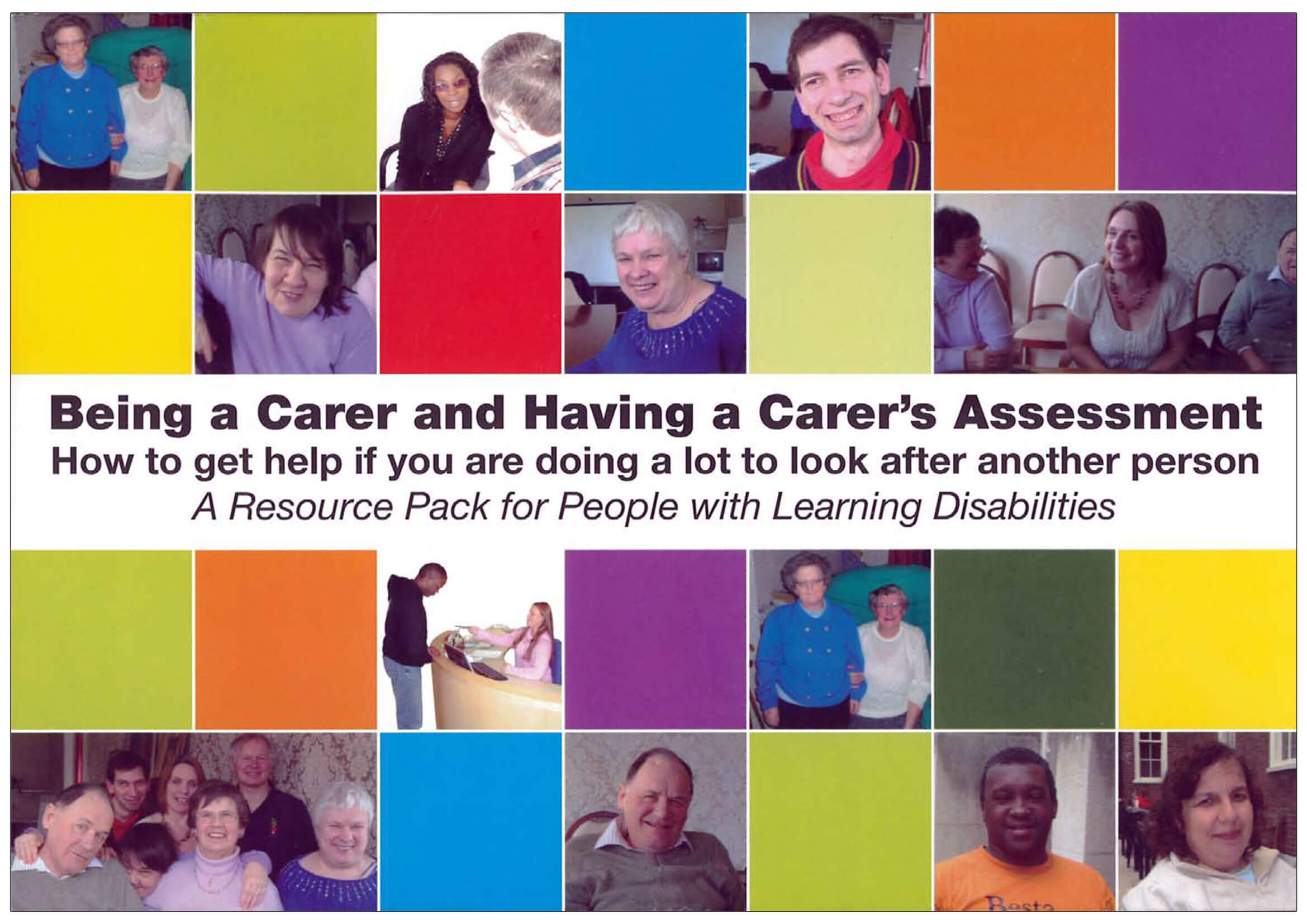 Being a carer and having a carers assessment