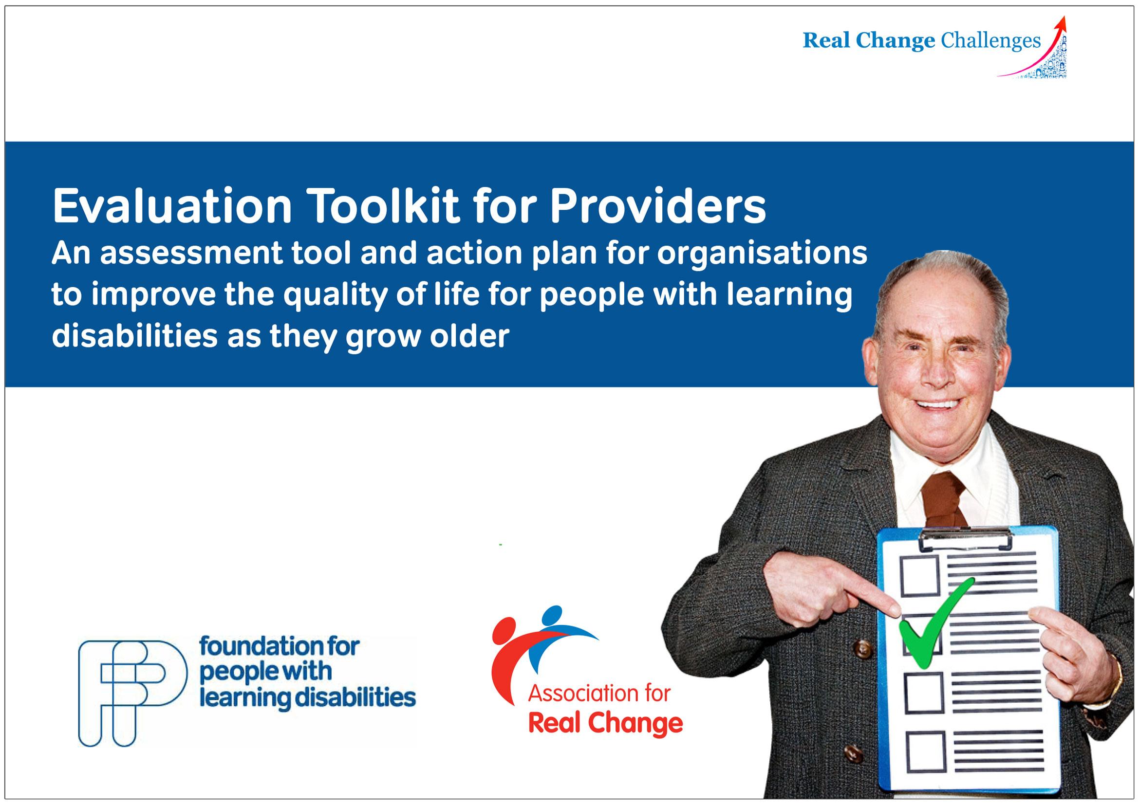 Growing Older Evaluation Toolkit