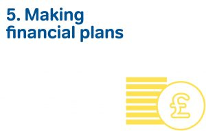 5 making financial plans
