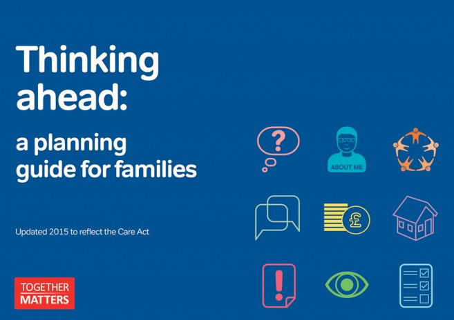 Thinking ahead: a planning guide for families